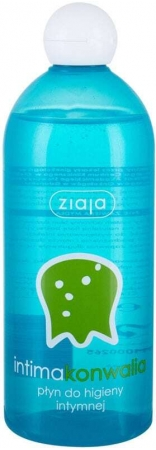Ziaja Intimate Lily Of The Valley Intimate Cosmetics 500ml