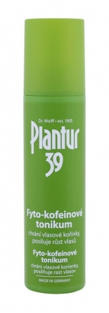 Plantur 39 Phyto-Coffein Tonic Against Hair Loss 200ml