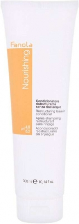 Fanola Nourishing Leave-In Conditioner 300ml (Dry Hair)