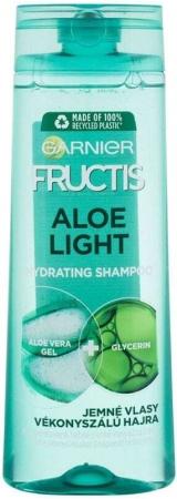 Garnier Fructis Aloe Light Shampoo 400ml (Fine Hair)