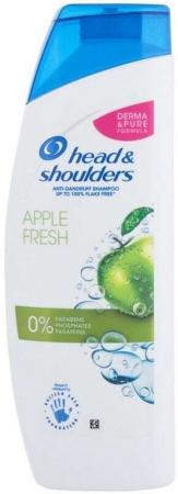 Head & Shoulders Apple Fresh Anti-Dandruff Shampoo 500ml (Dandruff)