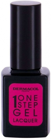 Dermacol One Step Gel Lacquer Nail Polish 06 Eden Flower 11ml