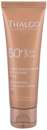 Thalgo Age Defence Sunscreen SPF50+ Face Sun Care 50ml