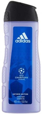 Adidas UEFA Champions League Anthem Edition Shower Gel 400ml