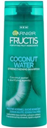 Garnier Fructis Coconut Water Shampoo 250ml (Oily Hair)