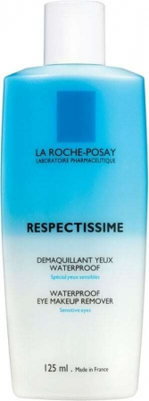 La Roche-posay Respectissime Eye Makeup Remover 125ml (Alcohol Free)