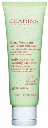 Clarins Purifying Gentle Cleansing Cream 125ml