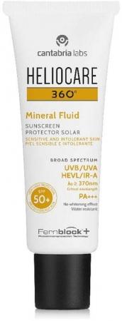 Heliocare 360 Mineral SPF50+ Face Sun Care 50ml