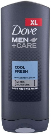 Dove Men + Care Cool Fresh Shower Gel 400ml
