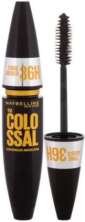 Maybelline The Colossal Mascara 01 Black 10ml (Waterproof)