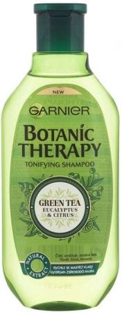 Garnier Botanic Therapy Green Tea Eucalyptus & Citrus Shampoo 400ml (Oily Hair - All Hair Types)