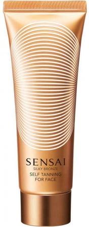 Sensai Silky Bronze Auto Bronzer Self Tanning Product 50ml