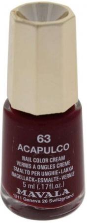 Mavala Mini Color Nail Polish 63 Acapulco 5ml