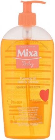 Mixa Baby Shower Oil 400ml
