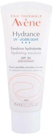 Avene Hydrance UV Light SPF30 Day Cream 40ml (For All Ages)