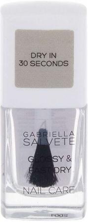 Gabriella Salvete Nail Care Glossy & Fast Dry Nail Polish 11ml
