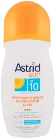 Astrid Sun Moisturizing Suncare Spray SPF10 Sun Body Lotion 200ml (Waterproof)
