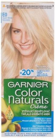 Garnier Color Naturals Créme Hair Color E0 Super Blonde 40ml (Colored Hair - Blonde Hair - All Hair Types)