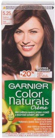 Garnier Color Naturals Créme Hair Color 5,25 Light Opal Mahogany Brown 40ml (Colored Hair - All Hair Types)