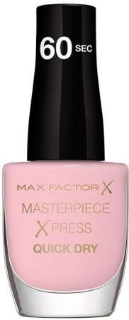 Max Factor Masterpiece Xpress Quick Dry Nail Polish 210 Made Me Blush 8ml