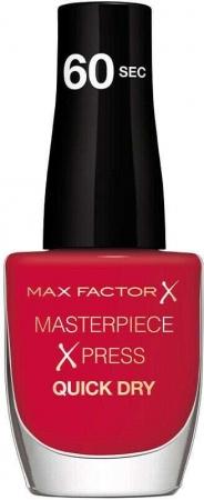 Max Factor Masterpiece Xpress Quick Dry Nail Polish 310 She´s Reddy 8ml