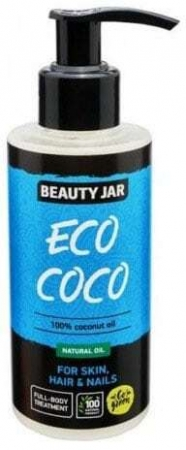 Beauty Jar Eco Coco 100% Έλαιο Καρύδας 150ml