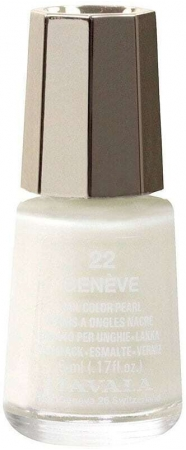 Mavala Mini Color Pearl Nail Polish 22 Geneve 5ml