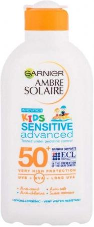 Garnier Ambre Solaire Kids Protection Lotion SPF50+ Sun Body Lotion 200ml