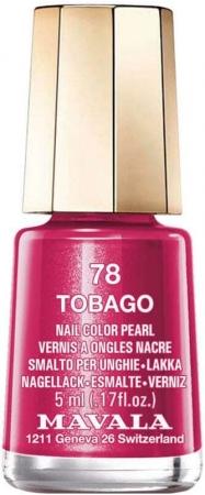 Mavala Mini Color Pearl Nail Polish 78 Tobago 5ml