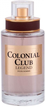 Jeanne Arthes Colonial Club Legend Eau de Toilette 100ml