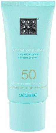 Rituals The Ritual Of Karma SPF50 Face Sun Care 50ml (Waterproof)