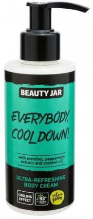 "Beauty Jar ""Everybody Cool Down!"" Αναζωογονητική κρέμα σώματος 150ml"
