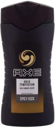 Axe Gold Temptation Shower Gel 250ml