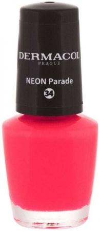 Dermacol Neon Nail Polish 34 Neon Parade 5ml