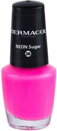 Dermacol Neon Nail Polish 26 Neon Sugar 5ml