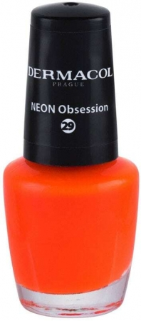 Dermacol Neon Nail Polish 29 Neon Obsession 5ml