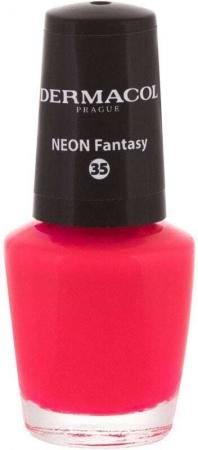 Dermacol Neon Nail Polish 35 Neon Fantasy 5ml