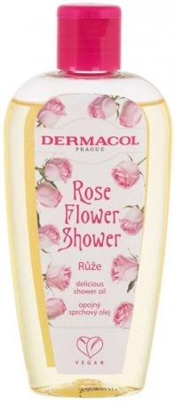 Dermacol Rose Flower Shower Shower Oil 200ml