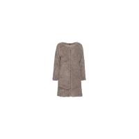 Παλτό με Φερμουρ από Συνθετική Γούνα Soft