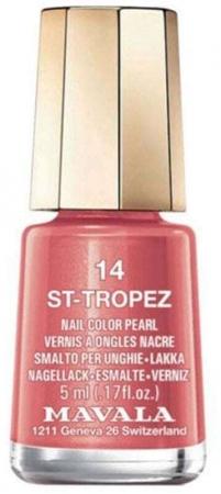 Mavala Mini Color Pearl Nail Polish 14 St-Tropez 5ml