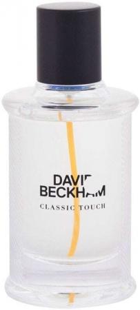 David Beckham Classic Touch Eau de Toilette 40ml