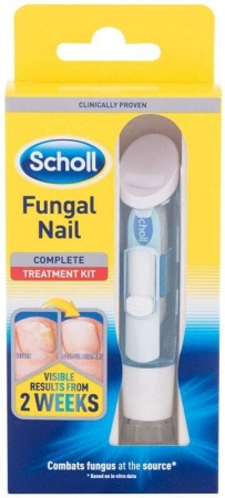 Scholl Fungal Nail Complete Treatment Nail Care 3,8ml