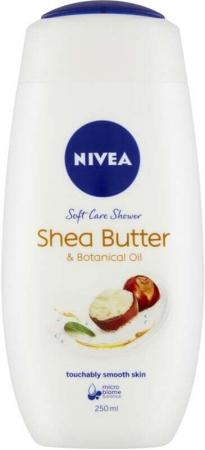 Nivea Shea Butter & Botanical Oil Shower Gel 250ml