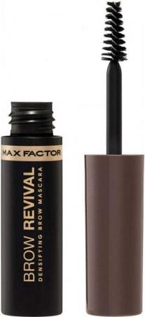 Max Factor Brow Revival Eyebrow Mascara 005 Black Brown 4,5ml