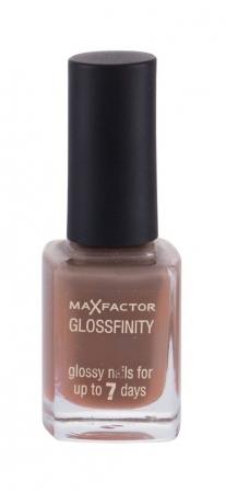 Max Factor Glossfinity Nail Polish 165 Hot Coco 11ml