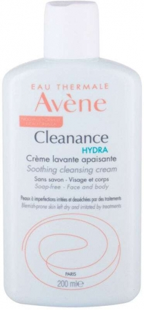 Avene Cleanance Hydra Cleansing Cream 200ml
