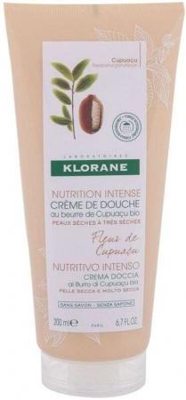 Klorane Cupuaçu Flower Ultra Shower Cream 200ml