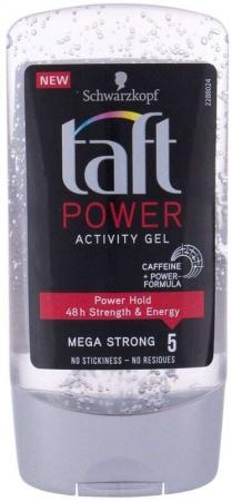 Schwarzkopf Taft Power Activity Hair Gel 150ml (Extra Strong Fixation)