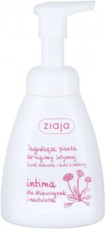Ziaja Intimate Foam Wash Daisy Intimate Cosmetics 250ml