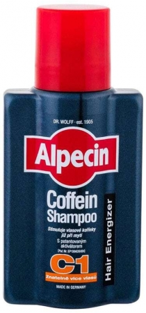 Alpecin Coffein Shampoo C1 Shampoo 75ml (Anti Hair Loss)